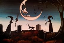Hallows eve / by Jim Adkins