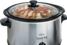 Crock Pot Recipes / by Staci