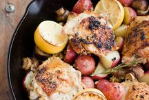 Chicken Recipes / by Staci