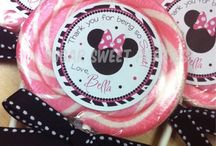 Mickey and Minnie Mouse Birthday Party / by Staci