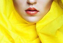 Sunny yellow / by Anna Skindzielewska