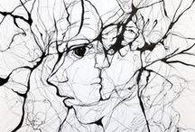 Faces Art / by Adam Kō Shin Tebbe
