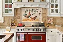 Kitchen Ideas / by Jan Fox