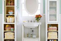 Small Bath Ideas / by Jan Fox