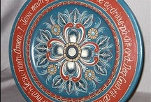 Rosemaling, Bauernmalerei, Hindeloopen, Zhostovo & Other Decorative Folk Art / by Jan Fox