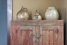 Old Cupboards  / by Jan Fox