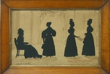 Antique   Silhouettes / by Jan Fox