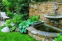 Water in the Garden / by Jan Fox