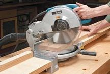 DIY: Saws=Miter/Band/Scroll/Circular/Jig / by Jan Fox