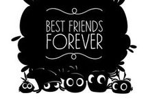 Best Friends Forever / by Angry Birds Stella and Friends