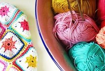 Hooked on Crochet / by Art, Love and Joy