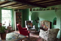 Beautiful Rooms / by Beth Wilson