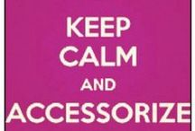 ATTRACTIVE ACCESSORIES / by Style Shoppe