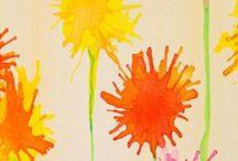 Art Class: Watercolor / by Kellie Eldridge