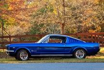 Classic Mustang p2 / by Mick Morris
