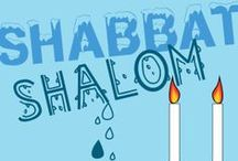 Shabbat / Shabbat shalom - peace to you this Shabbat. / by Jewish United Fund of Chicago