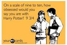 Harry Potter / by Allison Tannehill