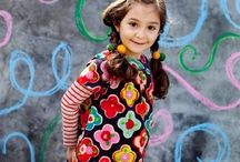 Kids designs / Inspiration, ideas and textile patterns for kids. / by Art, Love and Joy