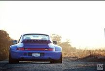 Porsche page 14 / This is a continuation of the world's most recognized automobile / by Mick Morris
