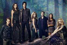 Vampire Diaries / by Layni Trosclair