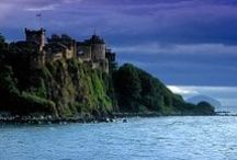 Castles, Chateaux and Manors / Castles, Chateaux and Manors.   / by KC Martin