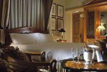 Iconic Hotels / Beautiful Landmark Hotels.   / by KC Martin