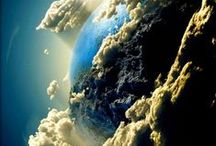 Heavens / Space photography primarily from the Hubble Telescope  / by KC Martin