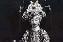 Far East / Vintage photos of the Far East.  / by KC Martin