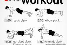 Workouts  / by Matt Barrett