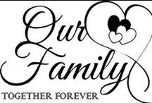 Silhouette Cameo Love/Marriage/Family / decals / by Janie Murph