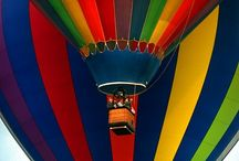 Hot Air Balloons / by Stacey Freeman
