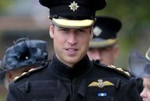 HRH Prince William of Wales....... / Born to be a KING..... / by Kristine Morrow