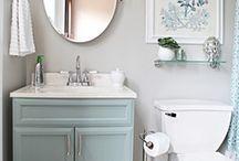 Girls/Guest Bathroom / by Heidi Lally