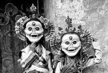 Marvelous Masks / Masks from around the world / by Renee Berrisford