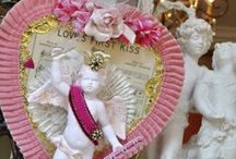 Valentine & Heart Crafts / by Patricia Main