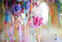 Little Girl's Party Ideas / by Patricia Main