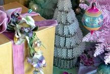 Pink Christmas Splendor / by Patricia Main