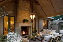 Decor  / My decor style - clean, soft and luxurious.   French provincial  / by Dot Steyn