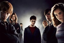 Harry Potter Geek / by Carmen Hochsprung