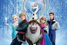 *Frozen* / by Carmen Hochsprung