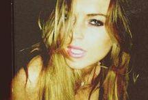 Lindsay Lohan / by Lauren Vazquez