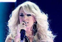 Carrie Underwood / by Trey Napier