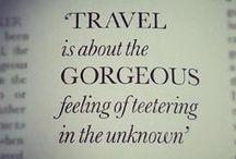 Travel Tips & Inspiration / by Hyatt Regency Crystal City