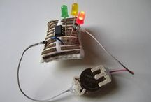 Etextiles // Soft circuits / by Cosir i fer ampolles
