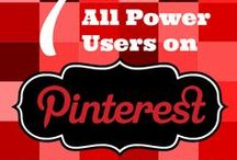 Pinterest tips / Help yourself with tips and tricks to help you grow on Pinterest :) / by Bristol Woman