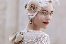 Vintage wedding dress / by Anna Rita Caddeo