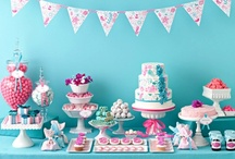 Blue Candy Buffets / by Candy Buffet Business