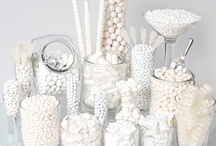 White Candy Buffets / by Candy Buffet Business
