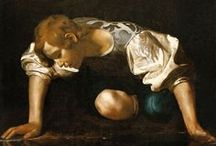Arte: Caravaggio / by Anna Rita Caddeo
