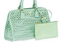 Bags, totes and clutches / by Anna Rita Caddeo